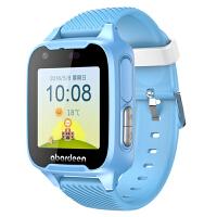 阿巴町儿童智能电话手表4g视频通话GPS定位男女孩学生表防水手表