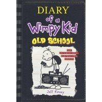 [现货]英文原版 酷宝日记 Diary of a Wimpy Kid: Old School #10 小屁孩日记 第1
