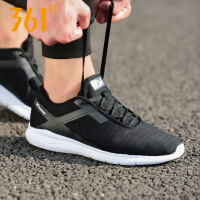 361男鞋2018夏季新品低帮轻便潮流舒适网面透气运动跑鞋671812229