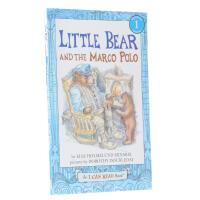 【全场300减100】【送音频】英文原版绘本 Little Bear and the Marco Polo 小熊系列书