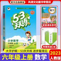 2020春53天天练六年级下数学下册人教版 53天天练6年级下册数学同步训练册