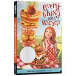 只有华夫饼知道 英文原版 Everything on a Waffle 纽伯瑞银奖 松饼屋的异想世界 英文版儿童文学小