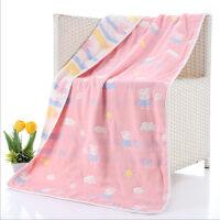 婴儿被子夏季薄款空调被纯棉纱布宝宝盖毯毛毯夏天毯子儿童夏凉被