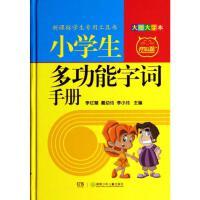 开心猫 小学生多功能字词手册(大图大字本) 湖南少年儿童出版社