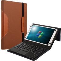 8英寸键盘保护套 联想/小米/华为平板电脑8英寸通用蓝牙键盘