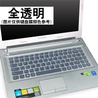 联想thinkpad笔记本电脑键盘保护贴膜SL400全覆盖SL500防尘SL410K透明垫子SL51