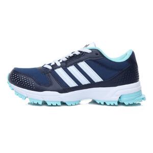 Adidas阿迪达斯女鞋 2017新款运动休闲跑步鞋 BW0473
