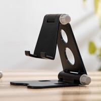 手机桌面懒人支架平板电脑通用折叠便携轻巧迷你小随身带撑夹塑料