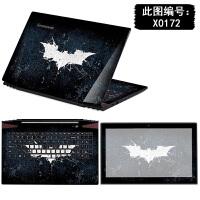联想笔记本外壳膜Y520昭阳E42-80 Yoga5 pro Yoga910贴纸贴膜个性