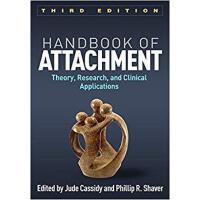 【预订】Handbook of Attachment, Third Edition 9781462536641