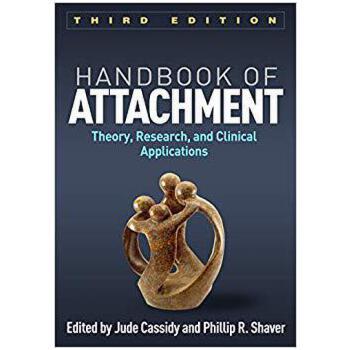 【预订】Handbook of Attachment, Third Edition 9781462536641 美国库房发货,通常付款后3-5周到货!