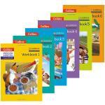 英国国际学校小学英语练习册6本 英文原版 Collins Primary English Workbook Stage