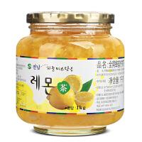 【中粮我买】全南蜂蜜柠檬茶1kg/瓶