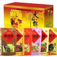 天福号 经典酱肉礼盒 6种熟食 1200g