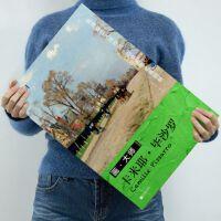 画大师 卡米耶・毕沙罗 32幅高清作品 油画临摹画册 西方大师作品集赏析 活页散装 装饰画 临摹卡 8开 艺术收藏画集