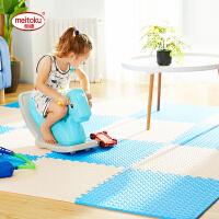儿童卧室拼图地板泡沫地垫榻榻米宝宝爬行垫60x60厚拼接