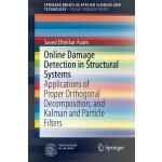 【预订】Online Damage Detection in Structural Systems 978331902