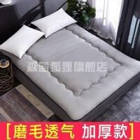 床垫硬垫护脊椎 实木床垫软垫加厚海绵垫硬垫榻榻米床垫1.8m床褥