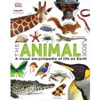 英文原版 DK百科 动物之书:地球生命的视觉百科全书 DK-The Animal Book : A Visual Enc
