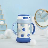 儿童保温杯幼儿园宝宝喝水杯子保温水壶带吸管