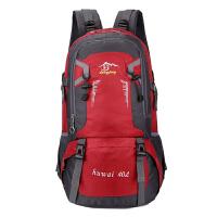 旅行包男大容量双肩包户外休闲运动旅游轻便防水行李包徒步登山包