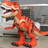 男孩玩具恐龙玩具儿童电动仿真动物模型遥控霸王龙