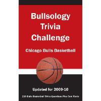 【预订】Bullsology Trivia Challenge: Chicago Bulls Basketball