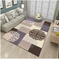 ???现代简约客厅地毯沙发茶几垫北欧卧室长方形床边地垫满铺家用地毯