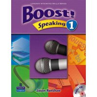 英文原版 Boost-Speaking 1 (课本+CD)