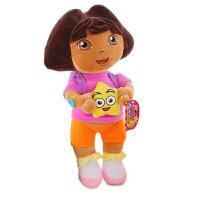 爱冒险的毛绒玩具公仔布茨玩偶抱枕儿童生日礼物