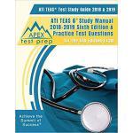 【预订】Ati Teas Test Study Guide 2018 & 2019: Ati Teas 6 Study