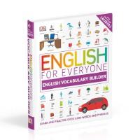 【现货】英文原版 DK人人学英语 英语词汇全书 English for Everyone English Vocabu