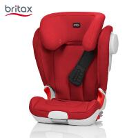 【当当自营】britax宝得适凯迪成长xp汽车儿童安全座椅isofix接口3-12岁 热情红