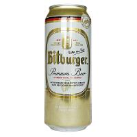[当当自营]德国进口 碧特博格(Bitburger) 啤酒500ml/听