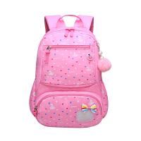 儿童护脊双肩包小学生1-3-4-5-6年级日本一韩版书包校园女童女孩