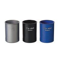 齐心B2100 笔筒 通用圆笔筒杯 多种可选 颜色随机发货
