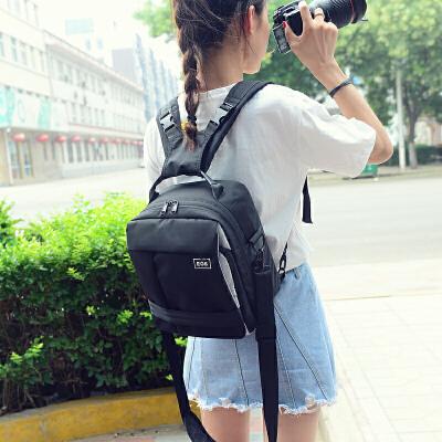 佳能单反相机包双肩背包700D760D 70D80D 6D 7D 100D 5D3摄影包 双肩包