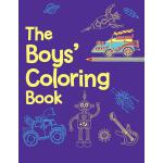 【预订】The Boys' Coloring Book