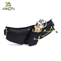 跑步运动腰包男女户外多功能骑行登山水壶防水6寸手机马拉松腰带