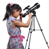 观景观天两用双肩背包 学生入门儿童礼物天文望远镜