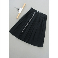 [42-201]新款女装蓬蓬裙百褶半身裙0.41
