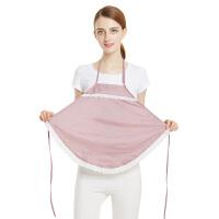 上班内穿围裙吊带 防辐射孕妇装衣服银纤维肚兜护胎宝