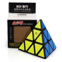 ?魔方格启明A金字塔 玩具比赛魔方入门初学者金字塔魔方润滑?