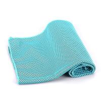 运动毛巾 冷感运动毛巾男女式健身跑步吸汗速干降温擦汗毛巾