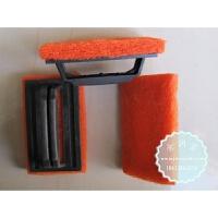塑胶PVC橡胶亚麻地板清洁擦地板磨片百洁布油烟机清洗刷