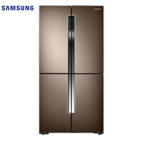 三星冰箱 RF60J9061TL 611升冰箱 无霜保湿三循环 智能变频双压缩机 金属匀冷却 品式结构