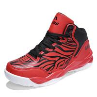 男童高帮篮球跑步运动鞋10儿童鞋子12男孩秋鞋13大童男鞋15岁学生