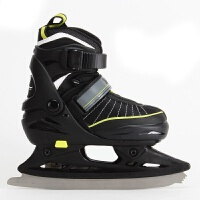 冰刀鞋 男女儿童可调冰刀鞋 花样滑冰鞋花式溜冰鞋冰球刀鞋滑冰鞋 32