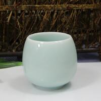 茶杯 陶瓷 创意杯子情侣杯 265ml水杯复古 可爱