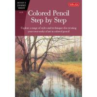 【预订】Colored Pencil Step by Step